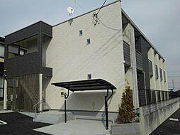 クレイノアークトゥルスII[102号室]の外観