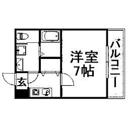 【敷金礼金0円!】福岡市地下鉄七隈線 七隈駅 徒歩18分