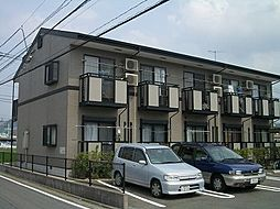 コスモ渡邉I[1階]の外観
