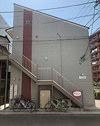 リーヴェルLeco横浜ActII[103号室]の外観