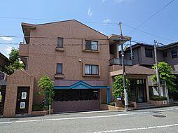 東京都世田谷区中町1丁目の賃貸マンションの外観