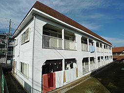 ハイツオオクマA[2階]の外観