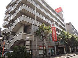 大阪府八尾市志紀町2丁目の賃貸マンションの外観