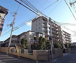 京都府京都市右京区常盤下田町の賃貸マンションの外観