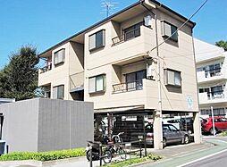東京都板橋区桜川2丁目の賃貸マンションの外観
