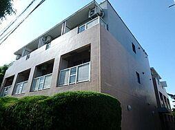 東京都世田谷区桜丘4丁目の賃貸マンションの外観