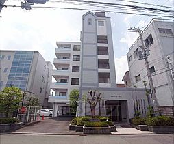 京都府京都市右京区西院清水町の賃貸マンションの外観