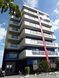 福岡県筑後市大字蔵数の賃貸マンションの外観