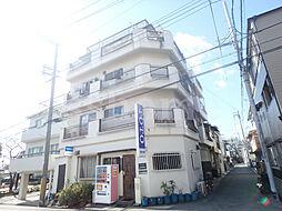 兵庫県神戸市灘区下河原通2丁目の賃貸マンションの外観