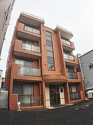 北海道札幌市西区発寒六条4丁目の賃貸マンションの外観