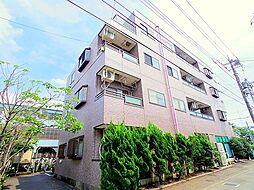 東京都小平市御幸町の賃貸マンションの外観