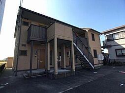 愛知県一宮市多加木2丁目の賃貸アパートの外観