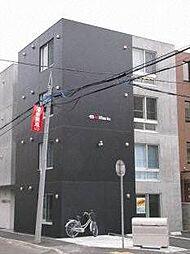 ベルエット二十四軒[3階]の外観