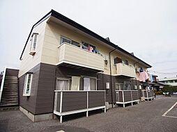 コート柳沢[1階]の外観