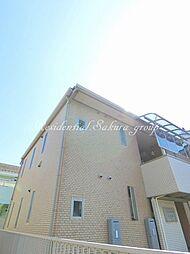 神奈川県平塚市馬入本町の賃貸アパートの外観