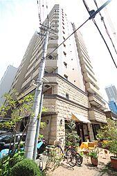 プレサンス心斎橋ザ・スタイル[8階]の外観