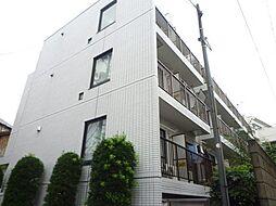東京都世田谷区砧1丁目の賃貸マンションの外観
