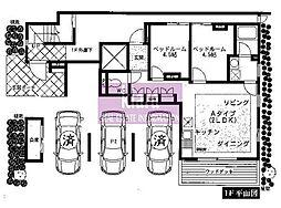 本牧原壱番館[1階]の間取り