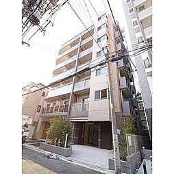 東京都墨田区菊川2丁目の賃貸マンションの外観