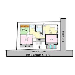 東京メトロ南北線 西ヶ原駅 徒歩9分 7DKの間取り