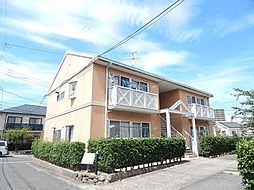 コモンシティ志井 A棟[1階]の外観