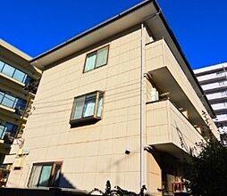 東京都練馬区貫井1の賃貸アパートの外観