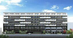 東京都江東区大島8丁目の賃貸マンションの外観