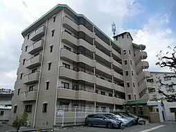 プランドール南茨木[4階]の外観