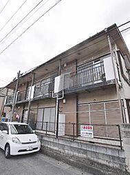 埼玉県富士見市鶴馬3丁目の賃貸アパートの外観