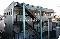 神奈川県横浜市港北区菊名4丁目の賃貸マンションの外観