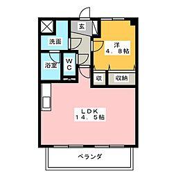【敷金礼金0円!】ローマンガーデン