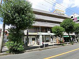 大阪府大阪市平野区長吉長原西1丁目の賃貸マンションの外観