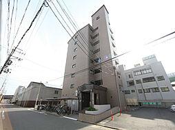 愛知県名古屋市東区東片端町の賃貸マンションの外観