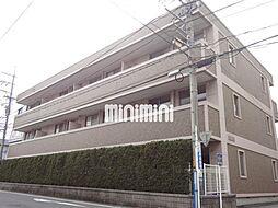 ディアコート中田[3階]の外観