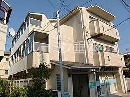 ルミエール霞ヶ丘[2階]の外観