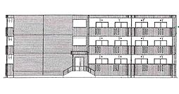 アスタリスク城西[1階]の外観
