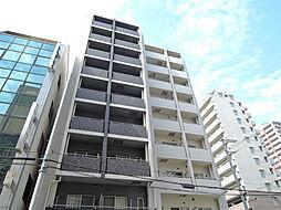 サニーハウス南堀江[6階]の外観