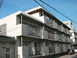 サンハイツ八坂[1階]の外観