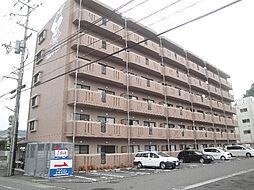 愛媛県松山市北吉田町の賃貸マンションの外観