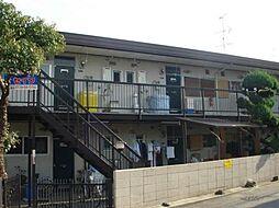 大阪府東大阪市花園本町2丁目の賃貸アパートの外観