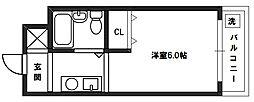 メゾン・ド・ソアレ[4階]の間取り