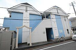 兵庫県伊丹市堀池3丁目の賃貸アパートの外観