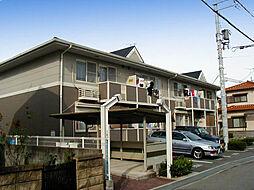 兵庫県加古川市加古川町中津の賃貸マンションの外観
