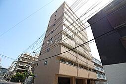 ハートフル医大西[4階]の外観