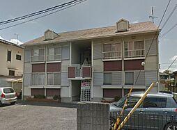滋賀県栗東市安養寺2丁目の賃貸アパートの外観