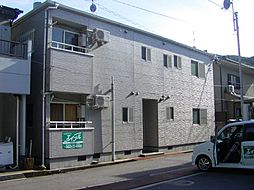 広島県呉市阿賀北9丁目の賃貸アパートの外観