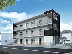 埼玉県三郷市新和の賃貸マンションの外観