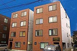 北海道札幌市北区新琴似六条1丁目の賃貸マンションの外観