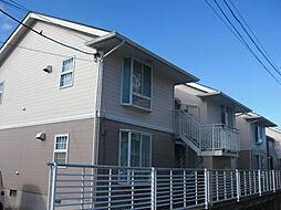 千葉県君津市杢師1丁目の賃貸アパートの外観