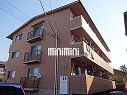 静岡県富士市中里の賃貸マンションの外観